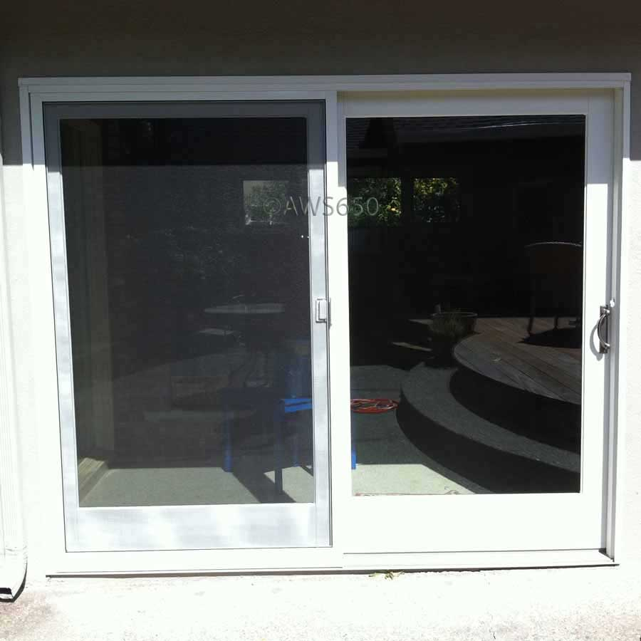 Andersen fwg8068 Patio door installation